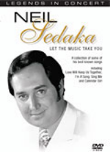 LEGENDS IN CONCERT: NEIL SEDAKA UP CLOSE AND PERSONAL