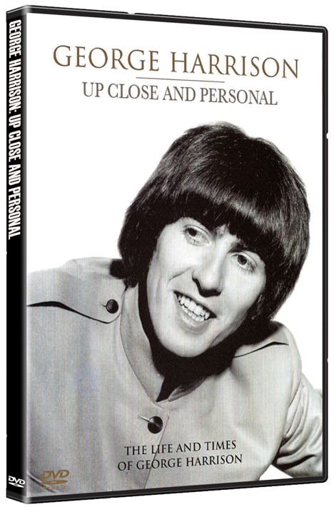 BEATLES: GEORGE HARRISON, UP CLOSE & PERSONAL