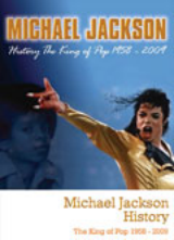 MICHAEL JACKSON: HISTORY, KING OF POP