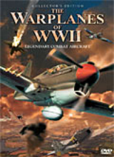 WARPLANES OF WWII - LEGENDARY COMBAT AIRCRAFT, THE