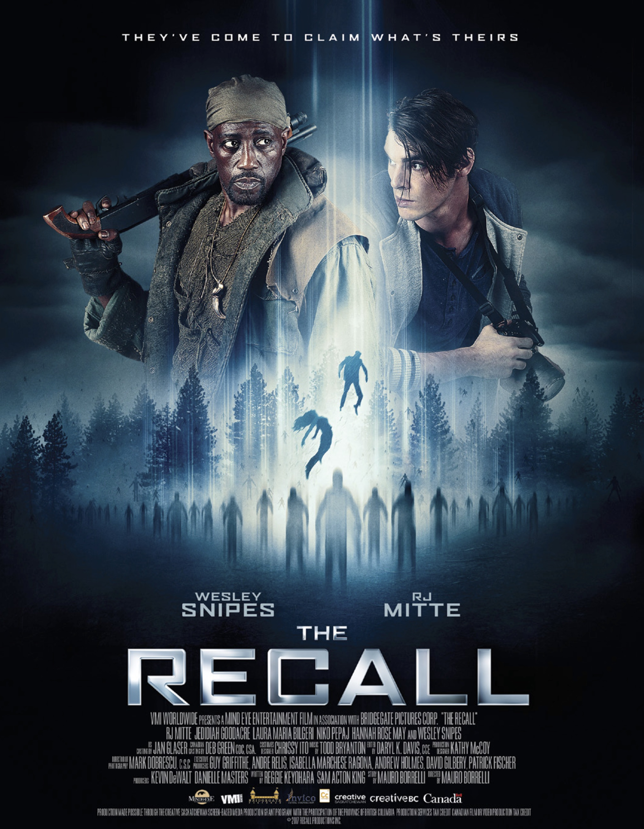 RECALL, THE