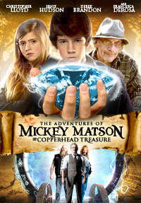MICKEY MATSON AND THE COPPERHEAD CONSPIRACY