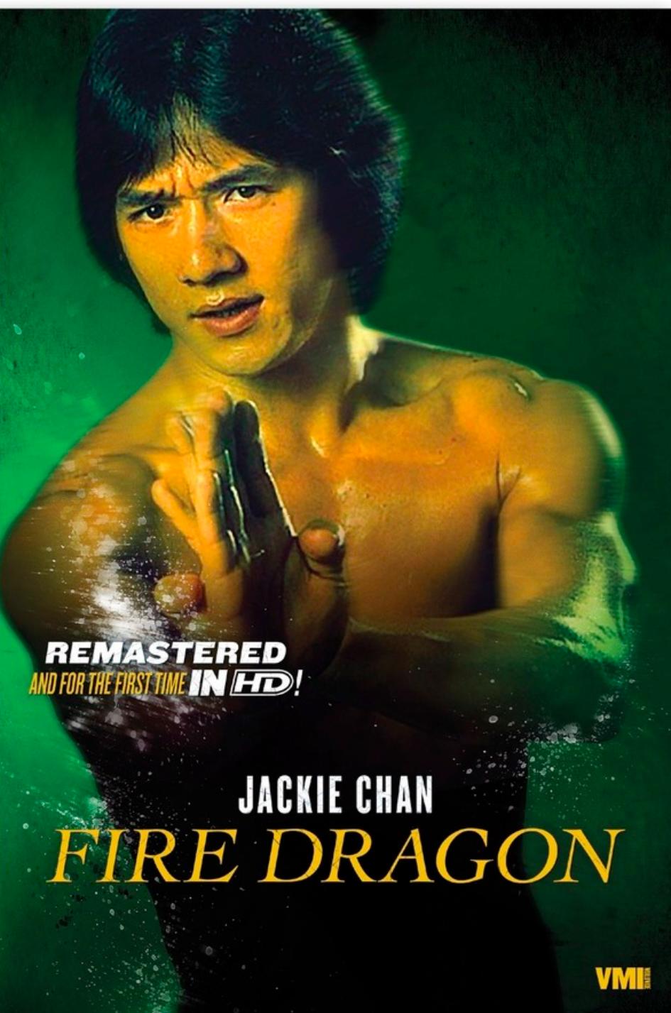 Fire Dragon Jackie Chan