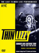 THIN LIZZY: THUNDER & LIGHTNING TOUR