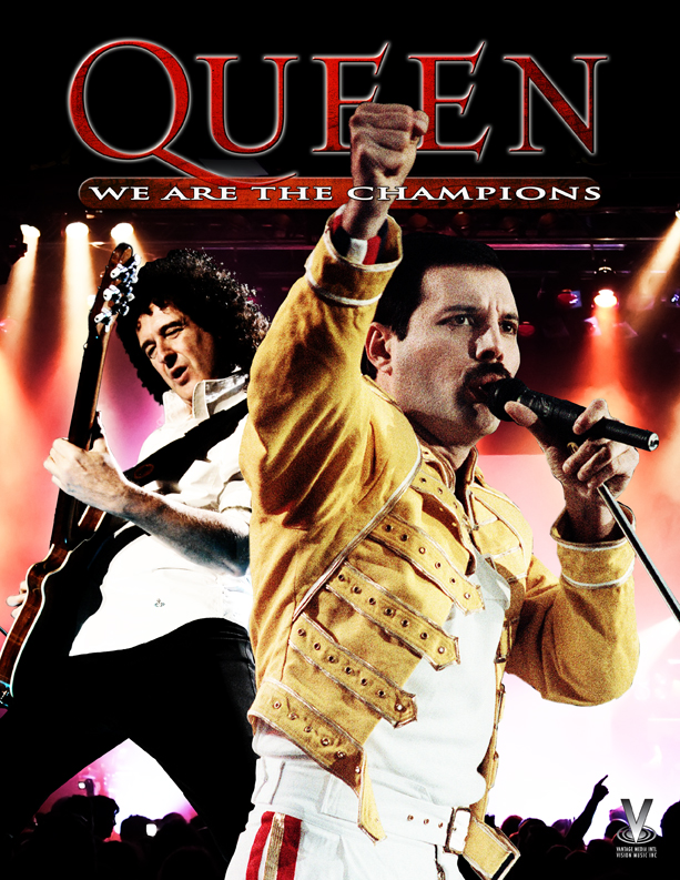 QUEEN: MERCURY RISING