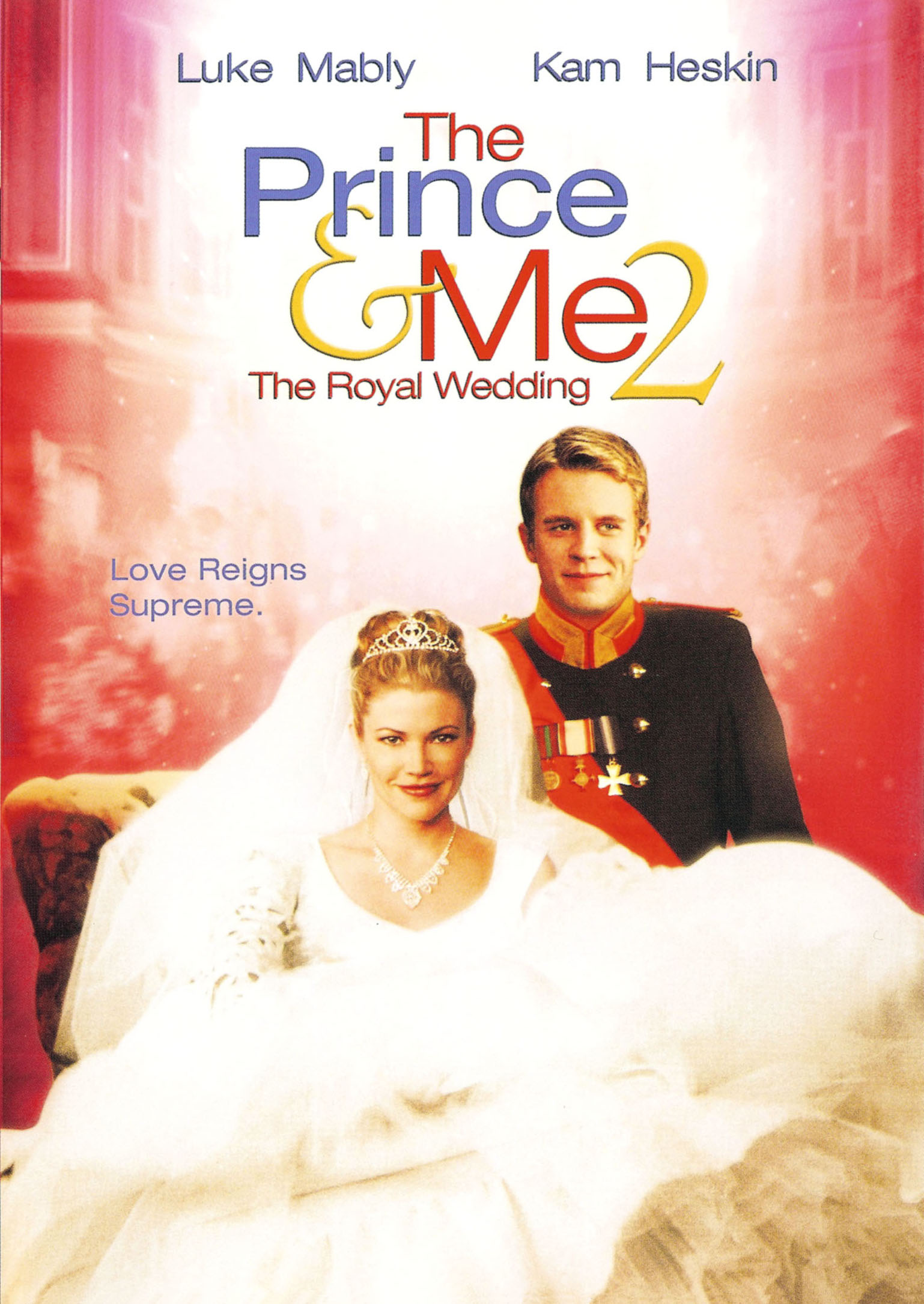 PRINCE & ME 2: THE ROYAL WEDDING, THE