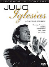 LEGENDS IN CONCERT: JULIO IGLESIAS