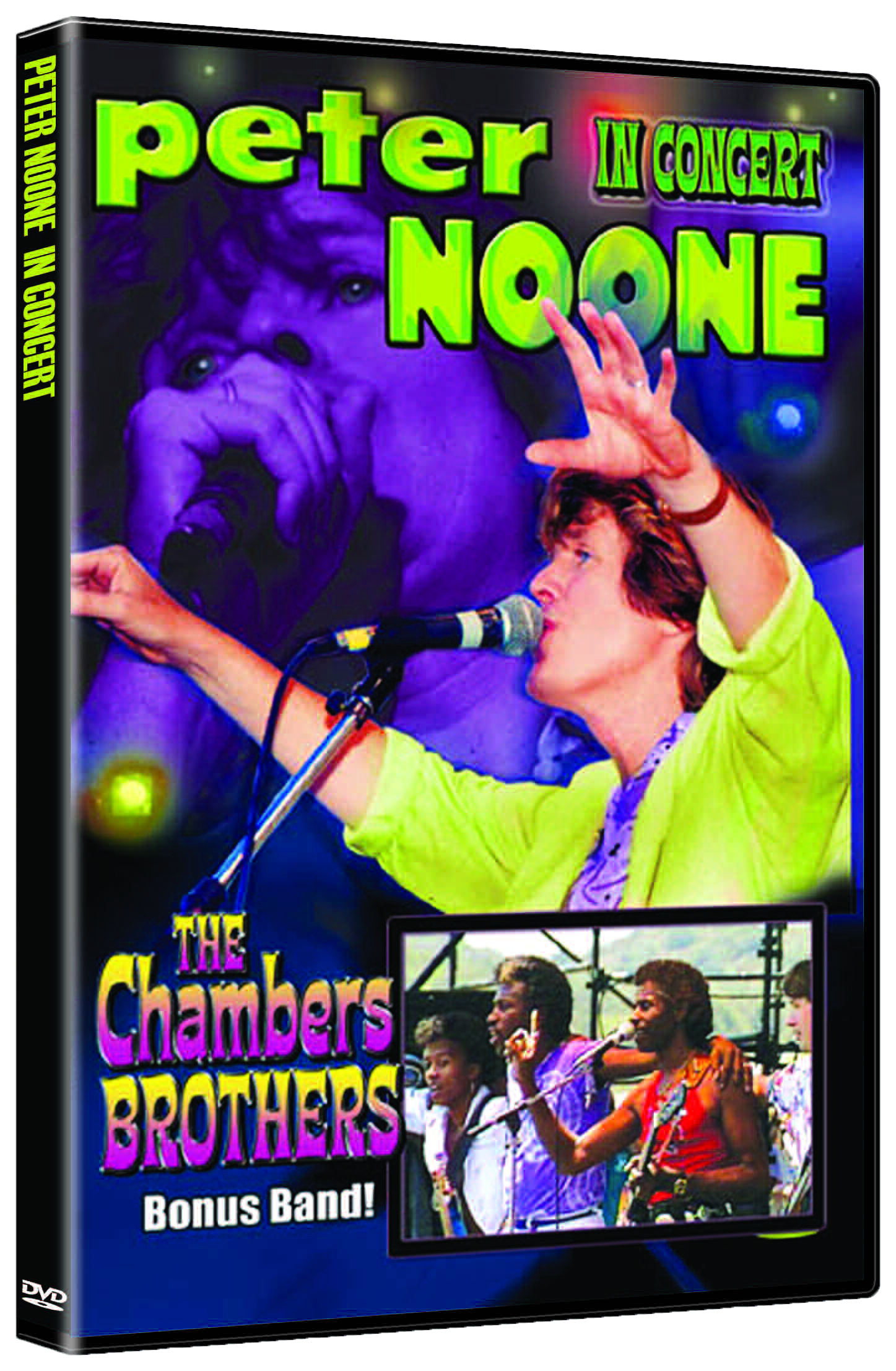 PETER NOONE: LIVE IN CONCERT