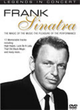 LEGENDS IN CONCERT: FRANK SINATRA THE EARLY YEARS