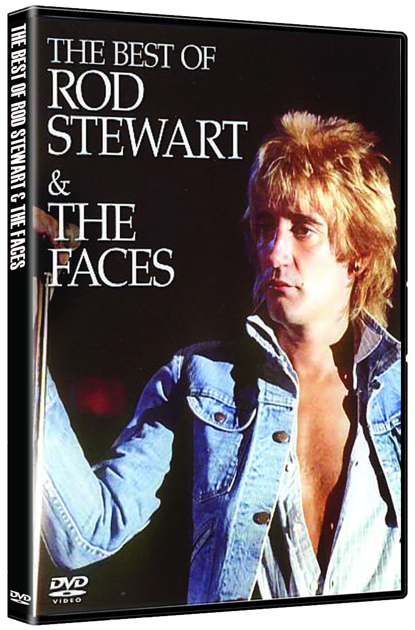 ROD STEWART & THE FACES, THE BEST OF