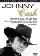 LEGENDS IN CONCERT: JOHNNY CASH