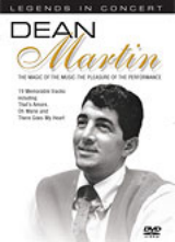 LEGENDS IN CONCERT: DEAN MARTIN