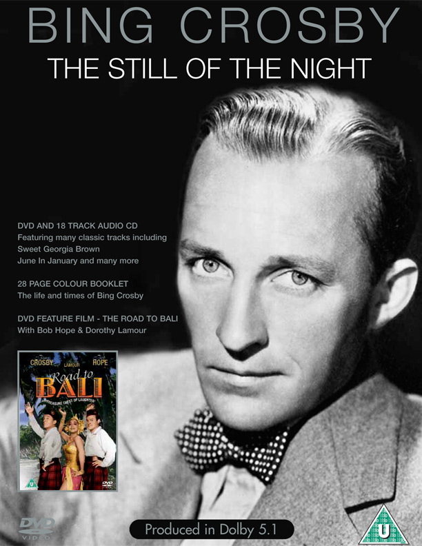 BING CROSBY: THE STILL OF THE NIGHT