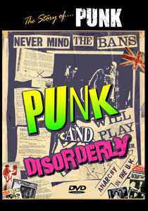 STORY OF PUNK AND DISORDERLY