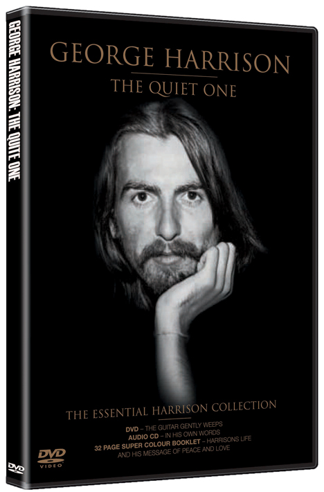 BEATLES: GEORGE HARRISON, THE QUIET ONE