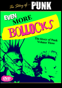 STORY OF PUNK - EVEN MORE BOLLOCKS