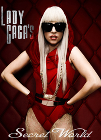 LADY GAGA'S SECRET WORLD