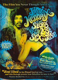 JIMI HENDRIX: THE STORY OF THE LOST SEX TAPE