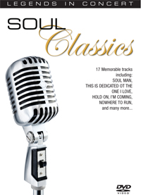 LEGENDS IN CONCERT: SOUL CLASSICS