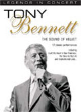 LEGENDS IN CONCERT: TONY BENNETT SINGS