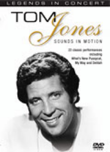 LEGENDS IN CONCERT: TOM JONES THE LEGEND