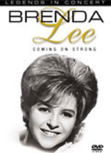 LEGENDS IN CONCERT: BRENDA LEE COMING ON STRONG