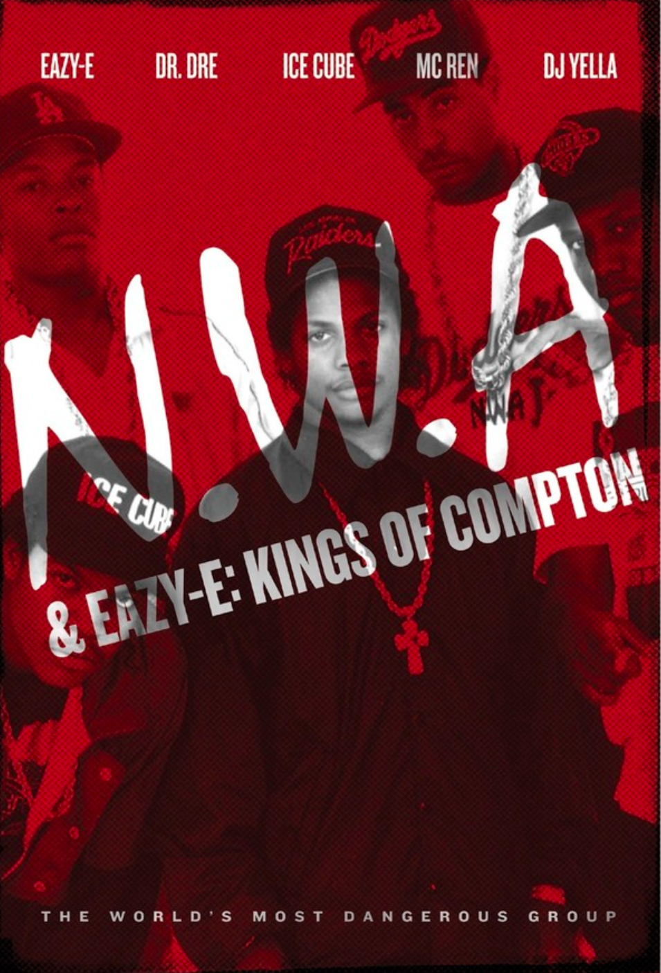 NWA & EAZY-E: KINGS OF COMPTON