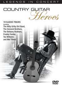 LEGENDS IN CONCERT: COUNTRY GUITAR HEROS