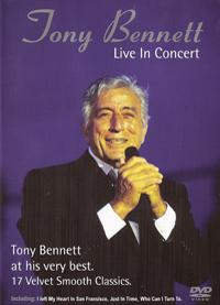 TONY BENNETT: LIVE IN CONCERT