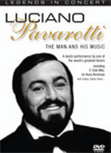 LEGENDS IN CONCERT: PAVAROTTI RECITAL