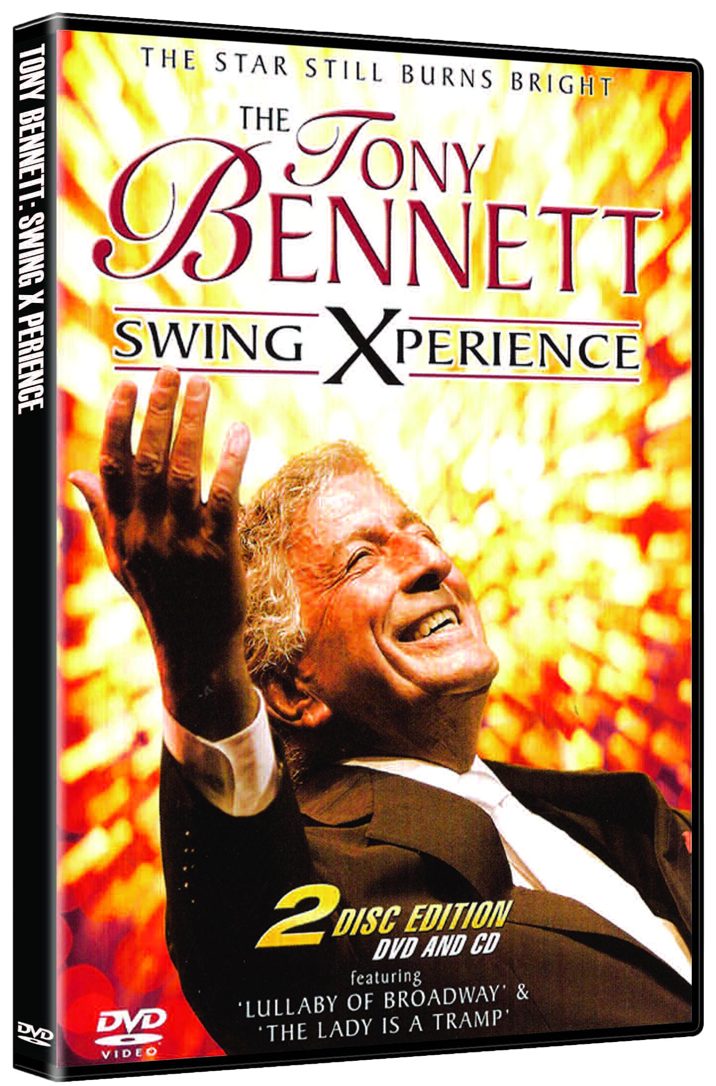 TONY BENNETT: SWING XPERIENCE