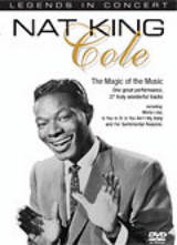 LEGENDS IN CONCERT: NAT KING COLE