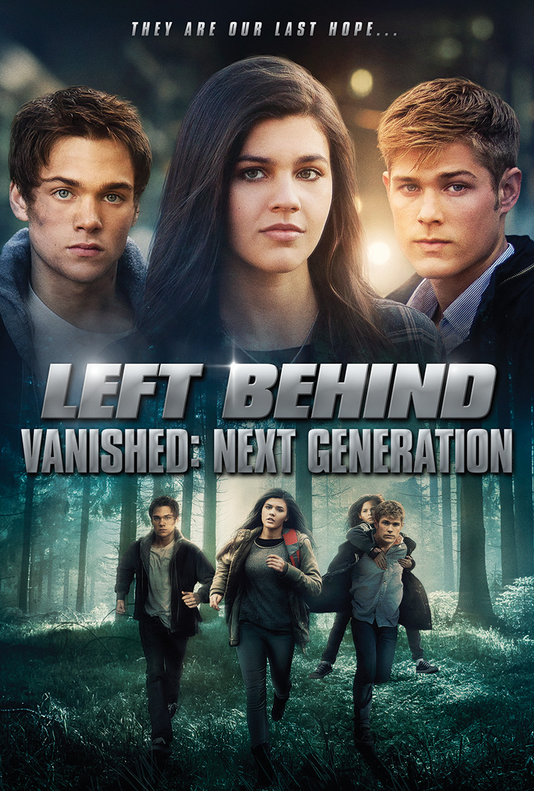 LEFT BEHIND -VANISHED: NEXT GENERATION
