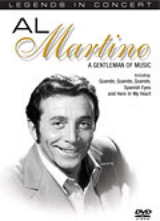 LEGENDS IN CONCERT: AL MARTINO