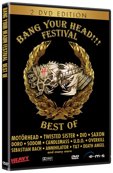BANG YOUR HEAD:  BEST OF (2001-2005)