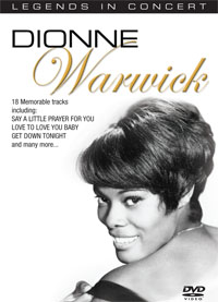 LEGENDS IN CONCERT: DIONNE WARWICK LIVE AT JUBILEE HALL