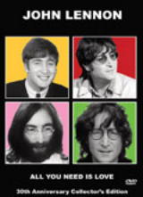 BEATLES: LENNON, ALL YOU NEED IS LOVE