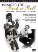 LEGENDS IN CONCERT: KINGS OF ROCK N' ROLL