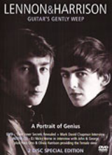 BEATLES: LENNON/HARRISON GUITARS GENTLY WEEP