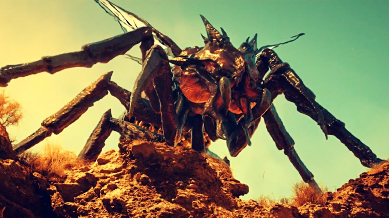 Giant Ants! It Came From the Desert Trailer is Here!