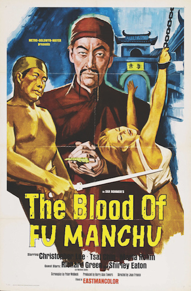 Blood Of Fu Manchu, The