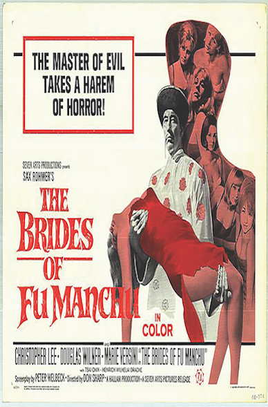 Brides Of Fu Manchu, The
