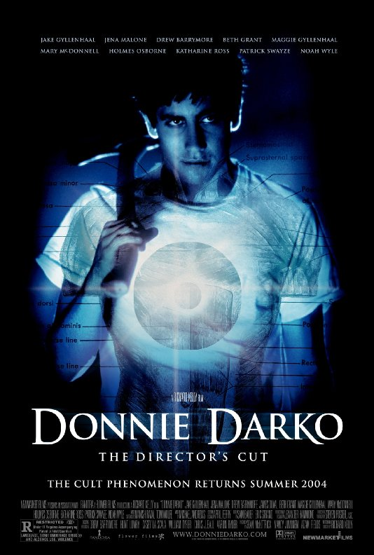 Filmplakat Donnie Darko