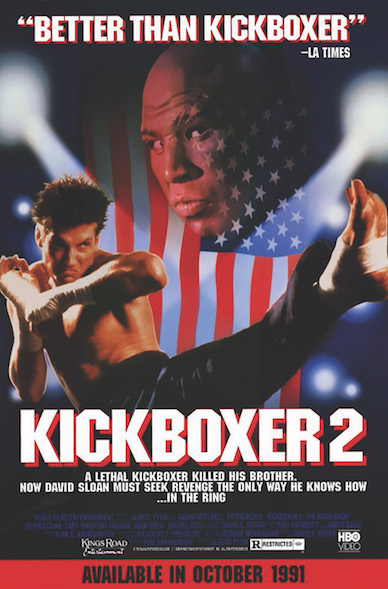 Kickboxer II (The Road Back)