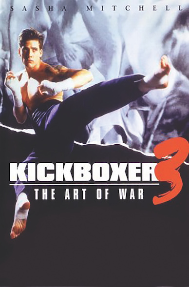 Kickboxer III (The Art Of War)