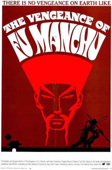 Vengeance Of Fu Manchu, The