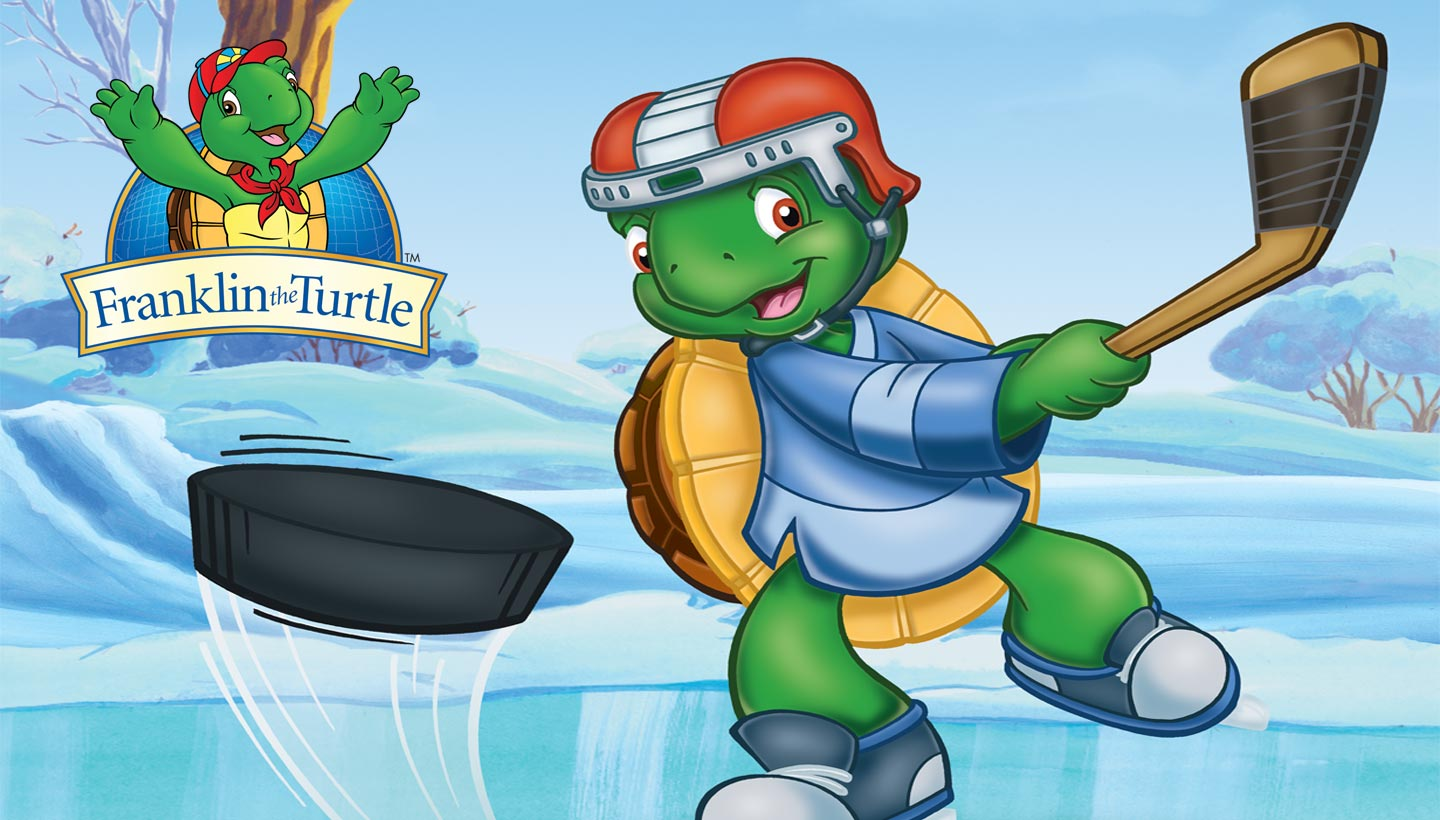 FRANKLIN THE TURTLE (S6: 26X13')