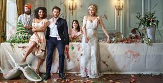 WEDDING UNPLANNED (1X94')