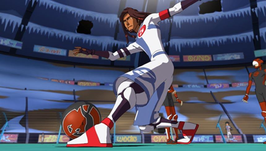 GALACTIK FOOTBALL (78X26')