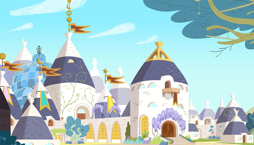 TRULLI TALES (52X11' AND 13X1')